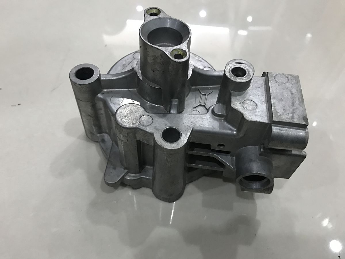 Die-casting sample